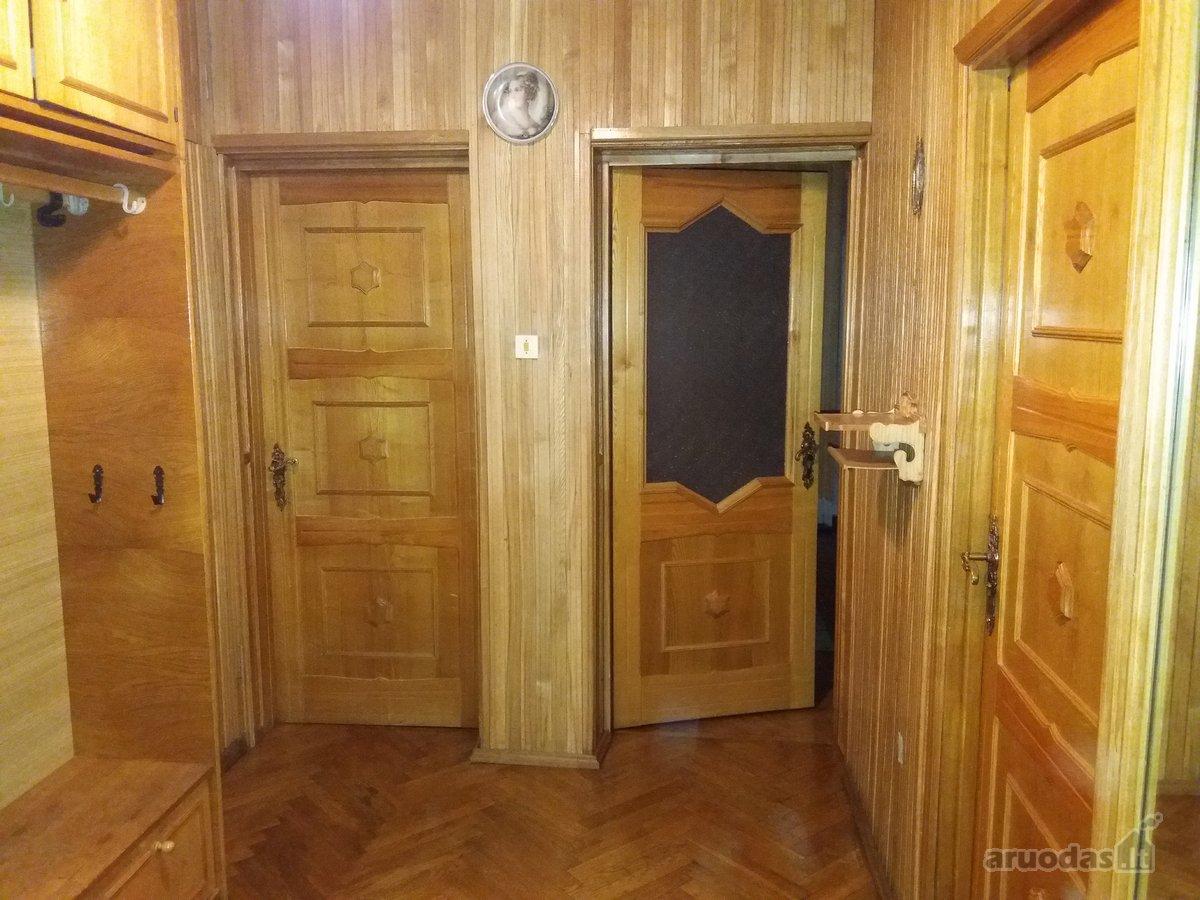 Kaunas, Žaliakalnis, Vaistinės skg., 3 комнат квартира