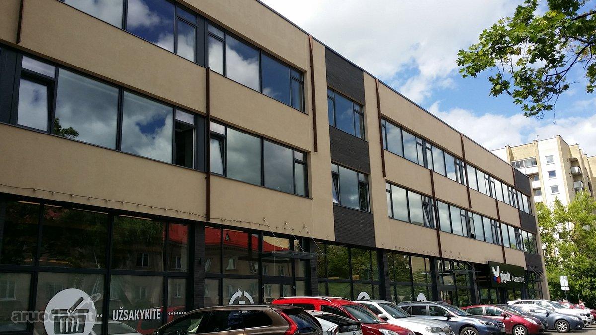 Vilnius, Žvėrynas, Saltoniškių g., офиса, торговли, Услуг, Другое назначения помещения Для аренды