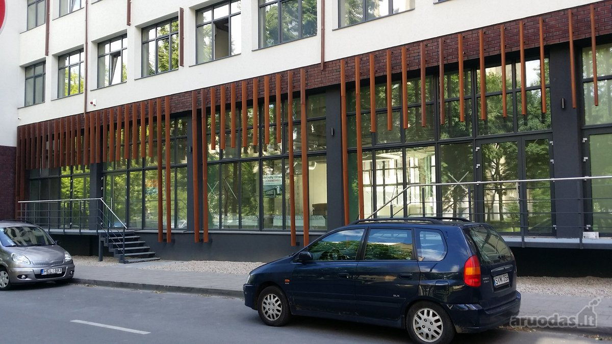 Vilnius, Žvėrynas, Saltoniškių g., office, trade, services purpose premises for rent