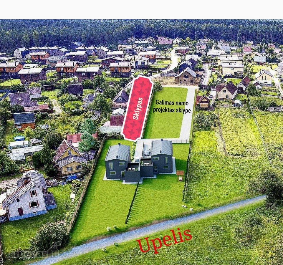 Vilnius, Antakalnis, Nemenčinės pl., namų valdos paskirties sklypas
