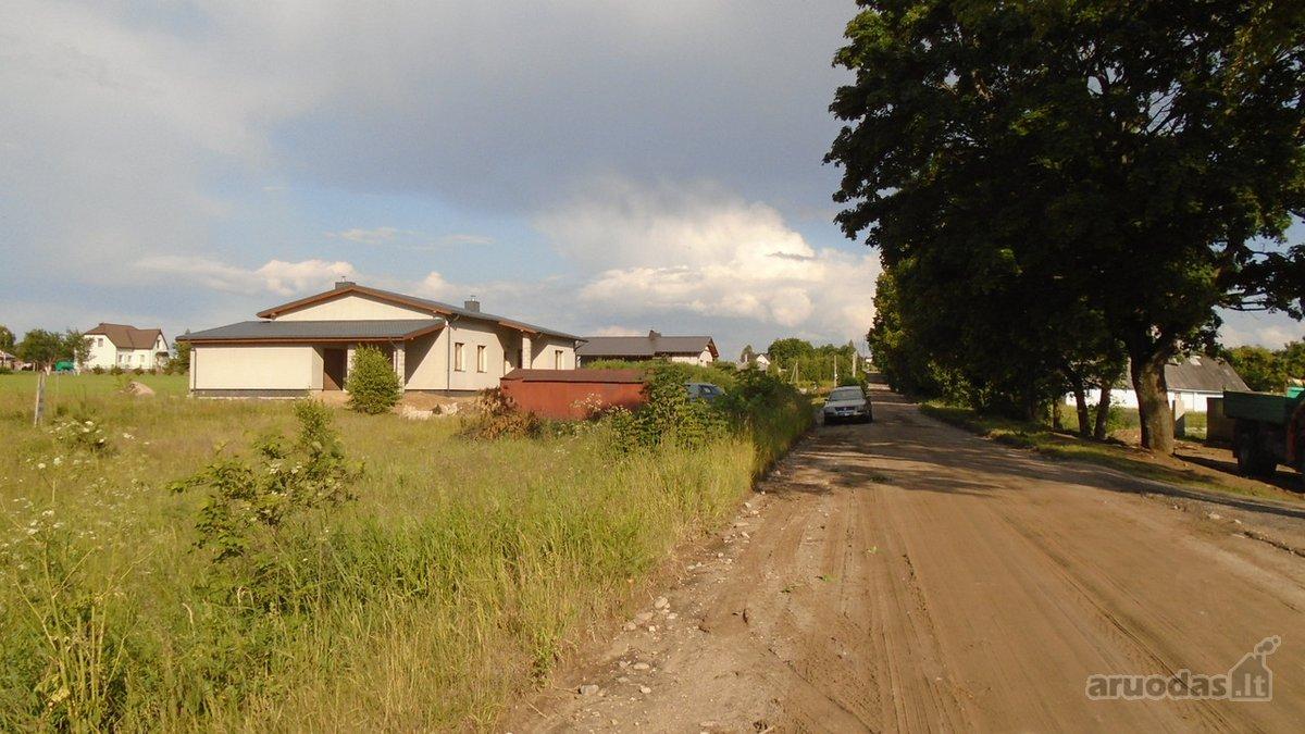 Vilniaus r. sav., Skaidiškių k., Klebniškių g., namų valdos paskirties sklypas