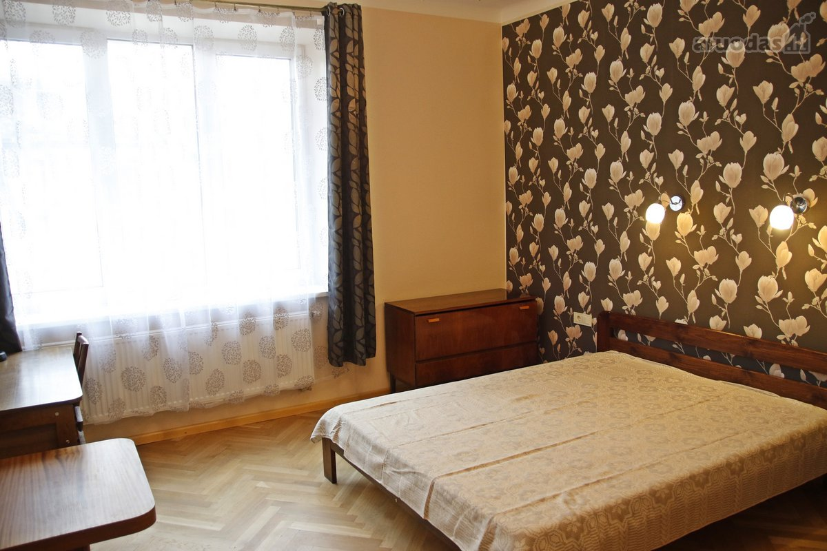 Kaunas, Žaliakalnis, Žemaičių g., 3 rooms flat for rent