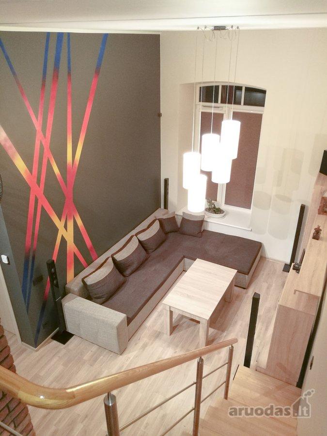 Kaunas, Žemieji Šančiai, A. Juozapavičiaus pr., 2 rooms flat