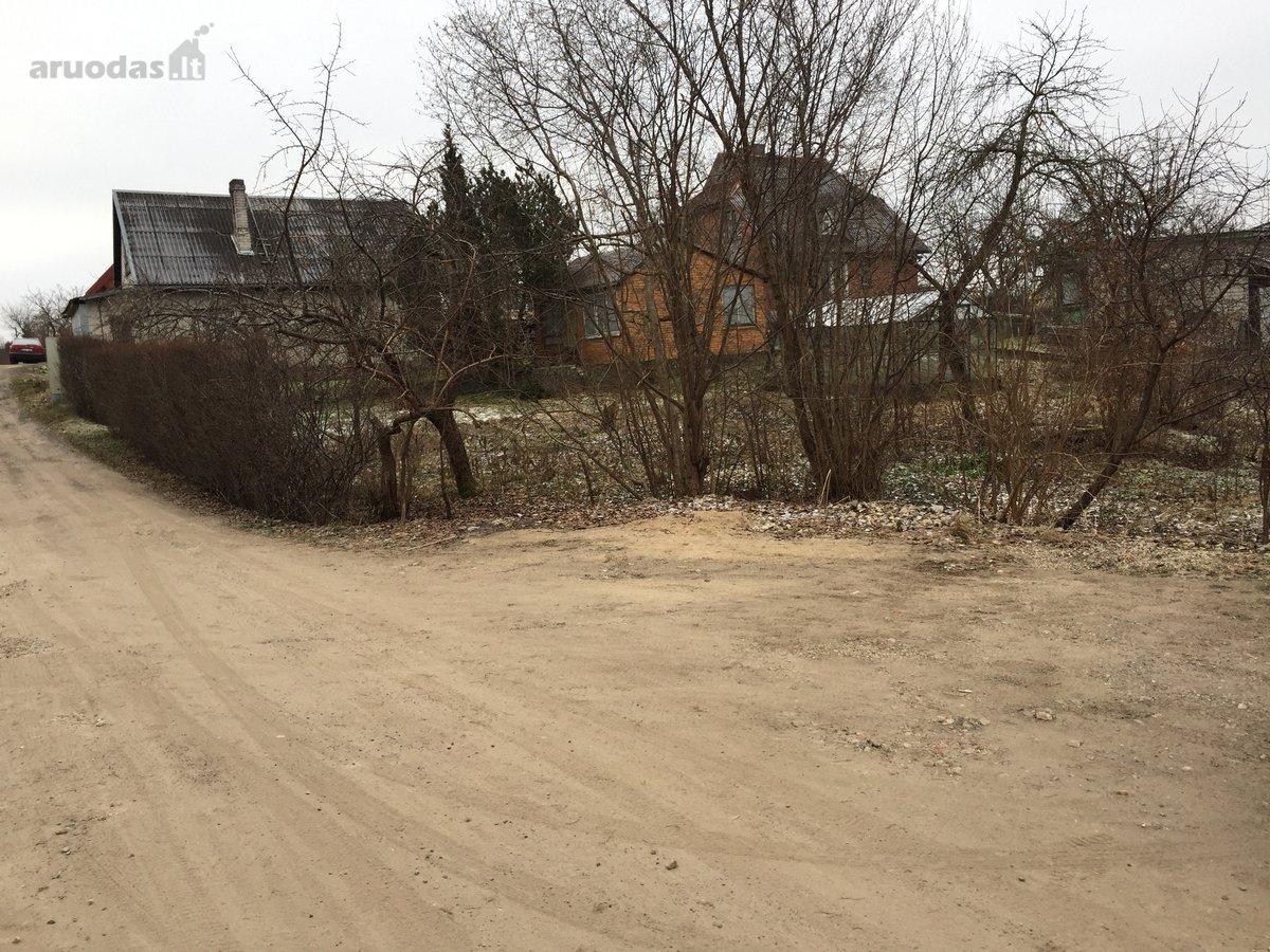 Vilnius, Antakalnis, Rokantiškių Sodų 2-oji g., kolektyvinis sodas sklypas