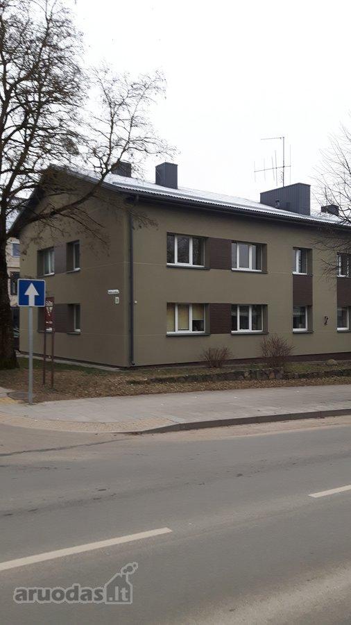 Molėtų m., Vilniaus g., 3 kambarių butas