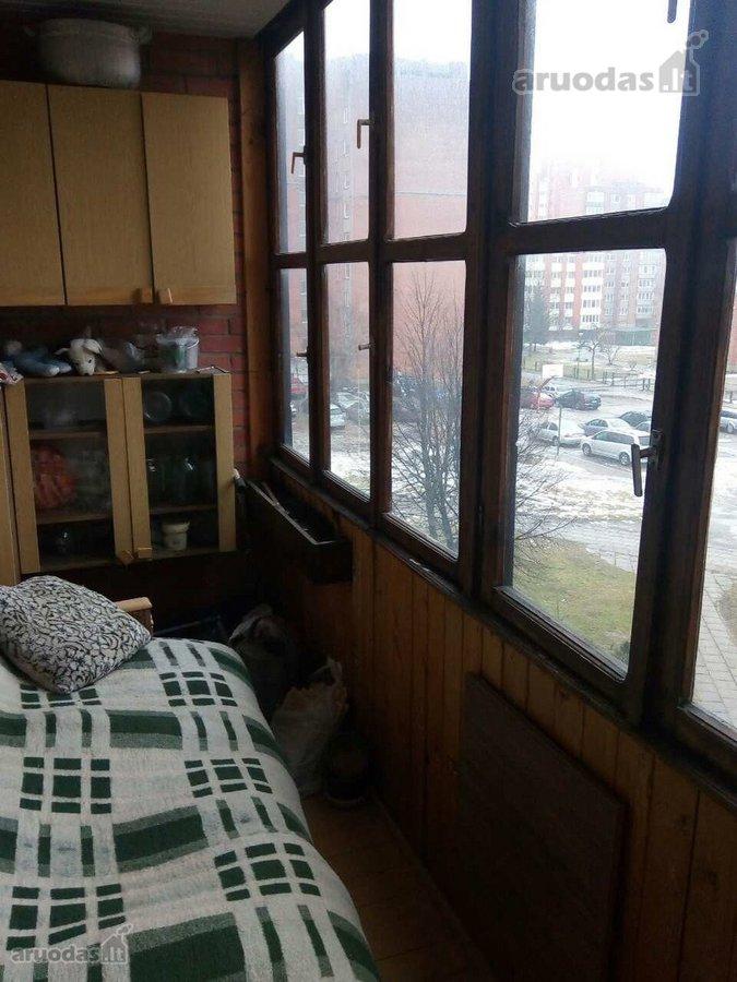 Klaipėda, Miškas, Liepojos g., 3 kambarių butas