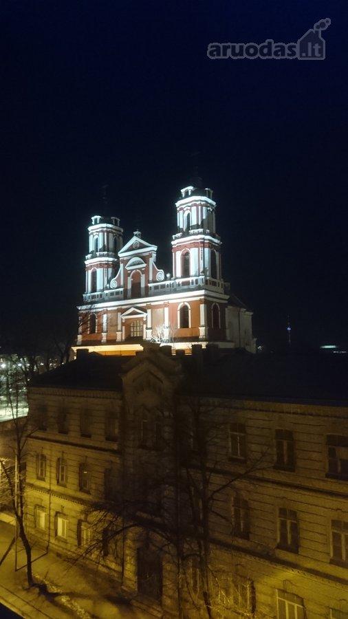 Vilnius, Naujamiestis, Vasario 16-osios g., 3 kambarių butas