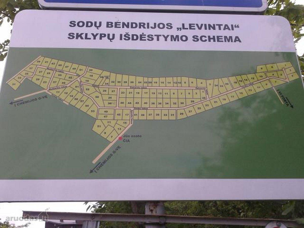 Kaunas, Dainava, Žalvarnių takas, namų valdos, kolektyvinis sodas sklypas