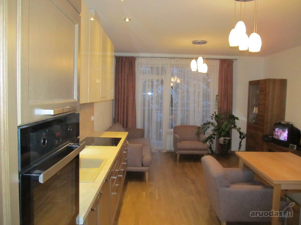 Vilnius, Pilaitė, M. Mažvydo g., 3 kambarių butas