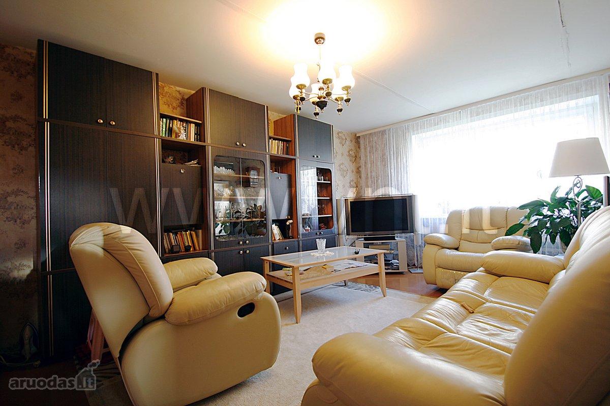 Klaipėda, Baltija, Baltijos pr., 3 kambarių butas