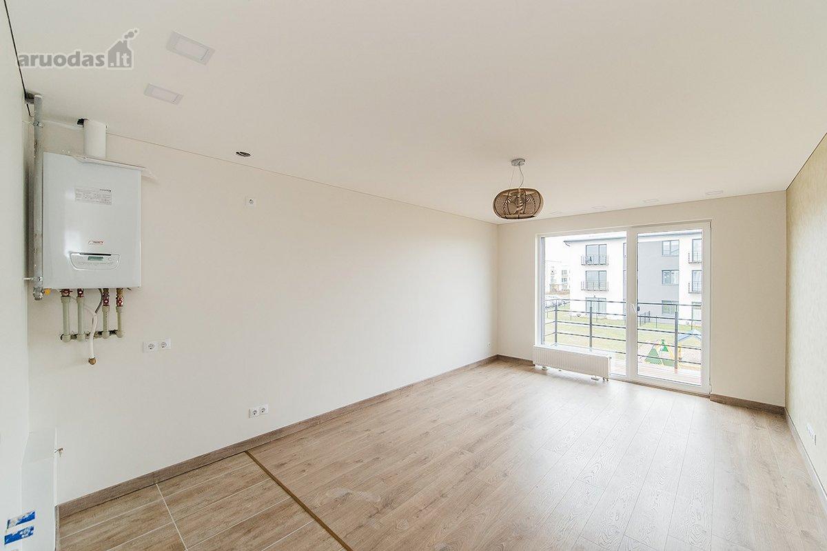 Kauno r. sav., Užliedžių k., Pienių g., 2 kambarių butas