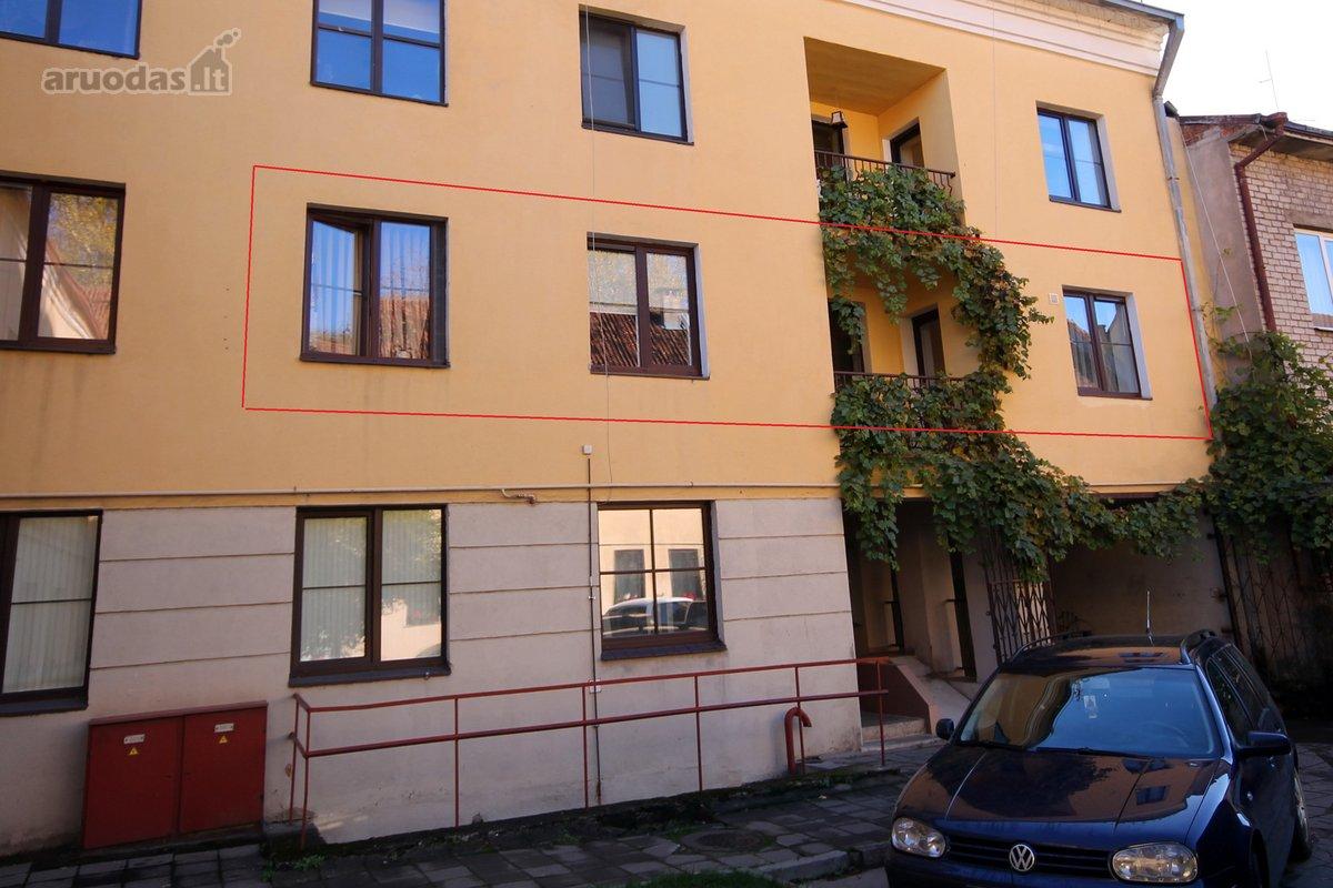 Kaunas, Senamiestis, Kumelių g., 3 kambarių butas