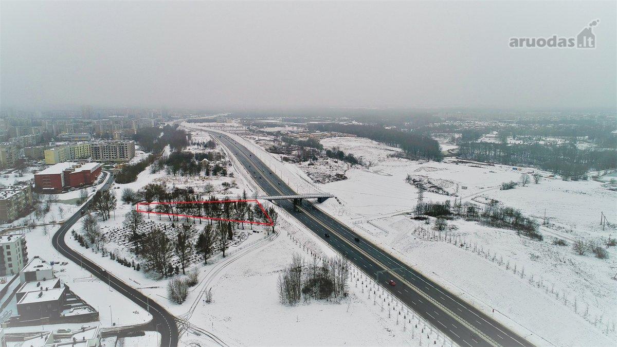 Vilnius, Justiniškės, Talino g., gamybinės, sandėliavimo, komercinės, kitos paskirties sklypas