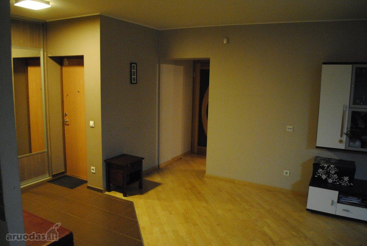 Kaunas, Dainava, V. Krėvės pr., 3 kambarių butas