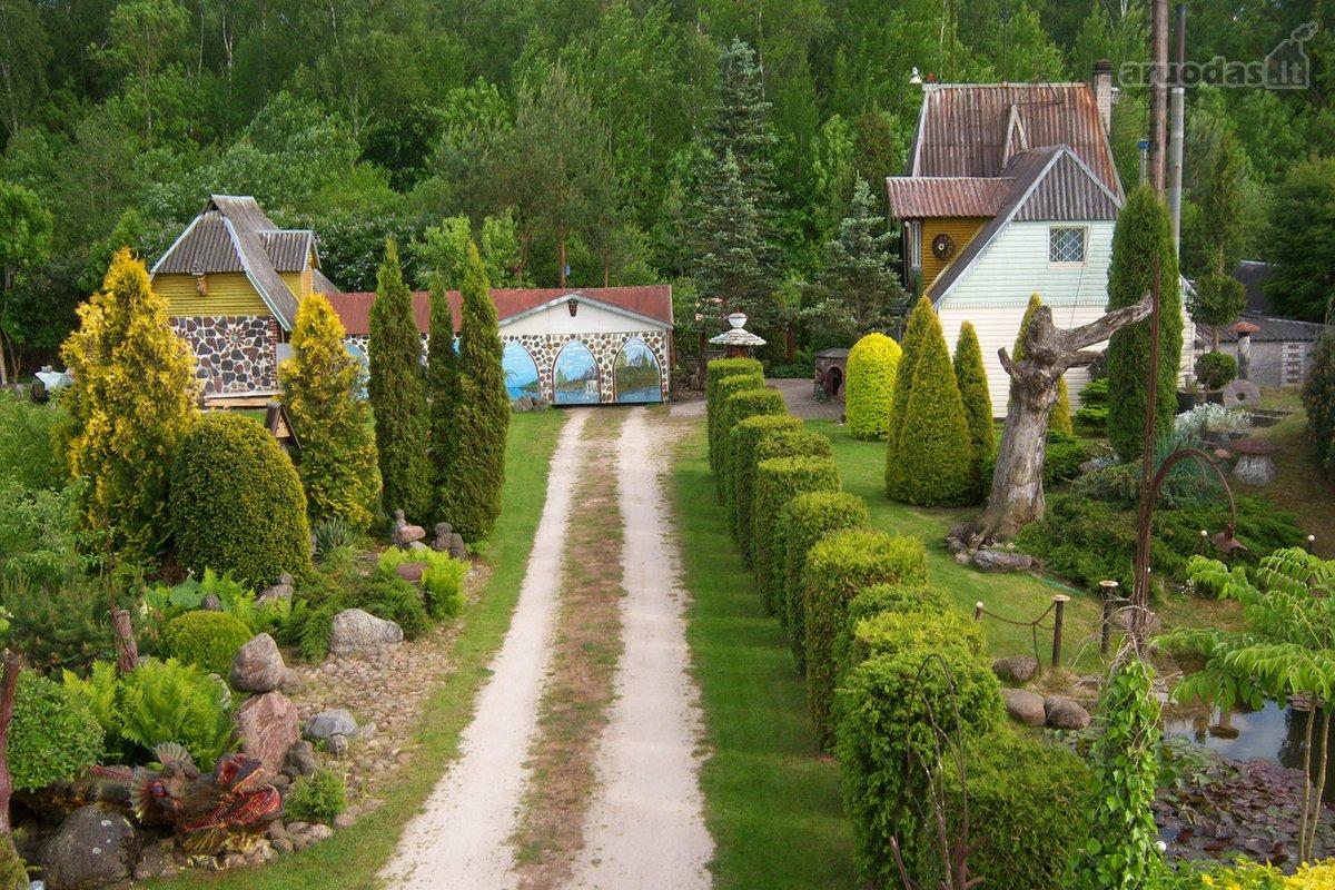 Akmenės r. sav., Stipirkių k., mūrinis sodo namas