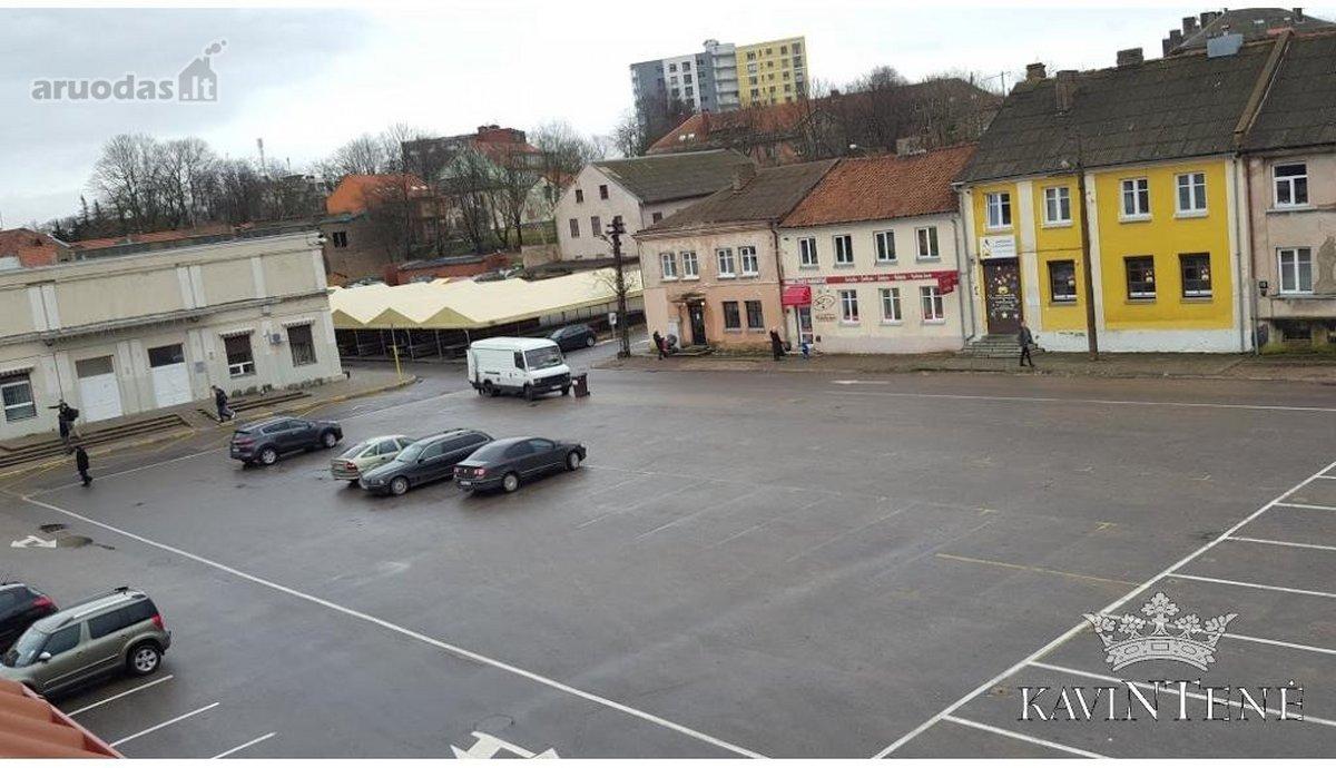 Klaipėda, Senamiestis, Turgaus a., 1 kambario butas