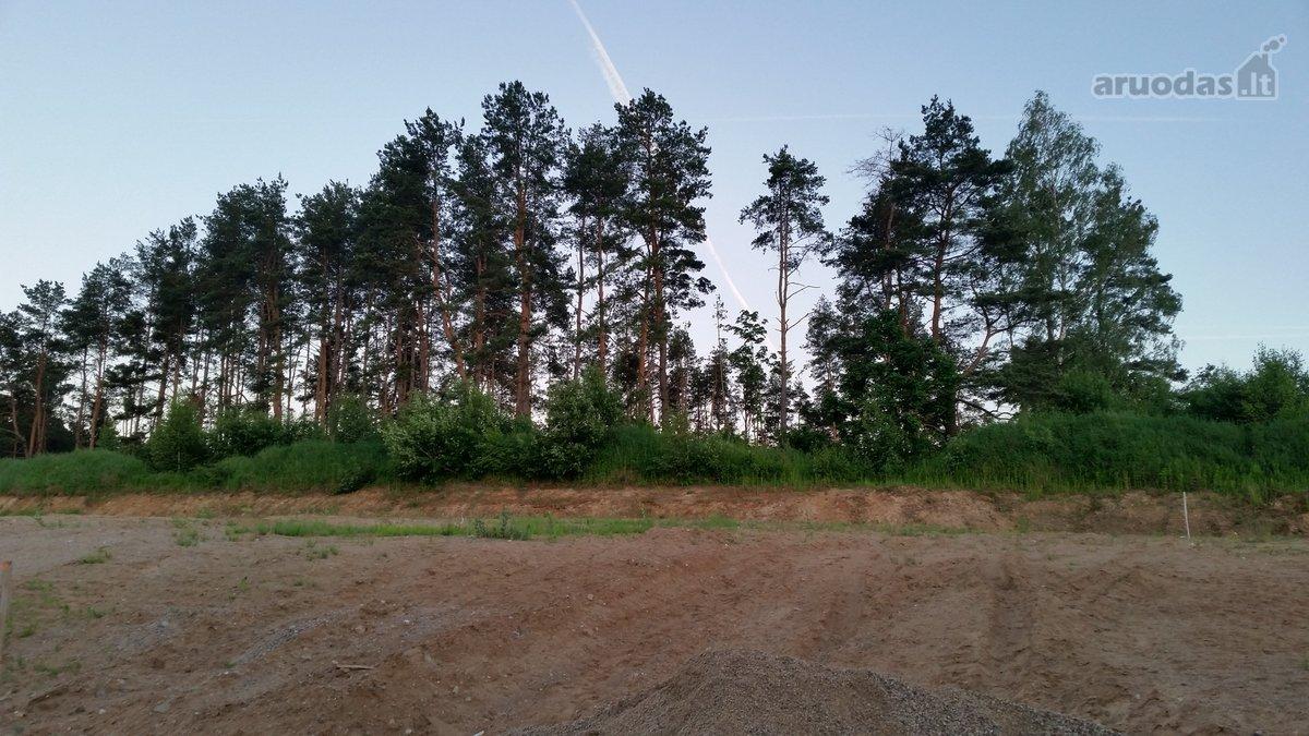Vilniaus r. sav., Raišių k., Raišių g., земля жилого фонда назначения участок