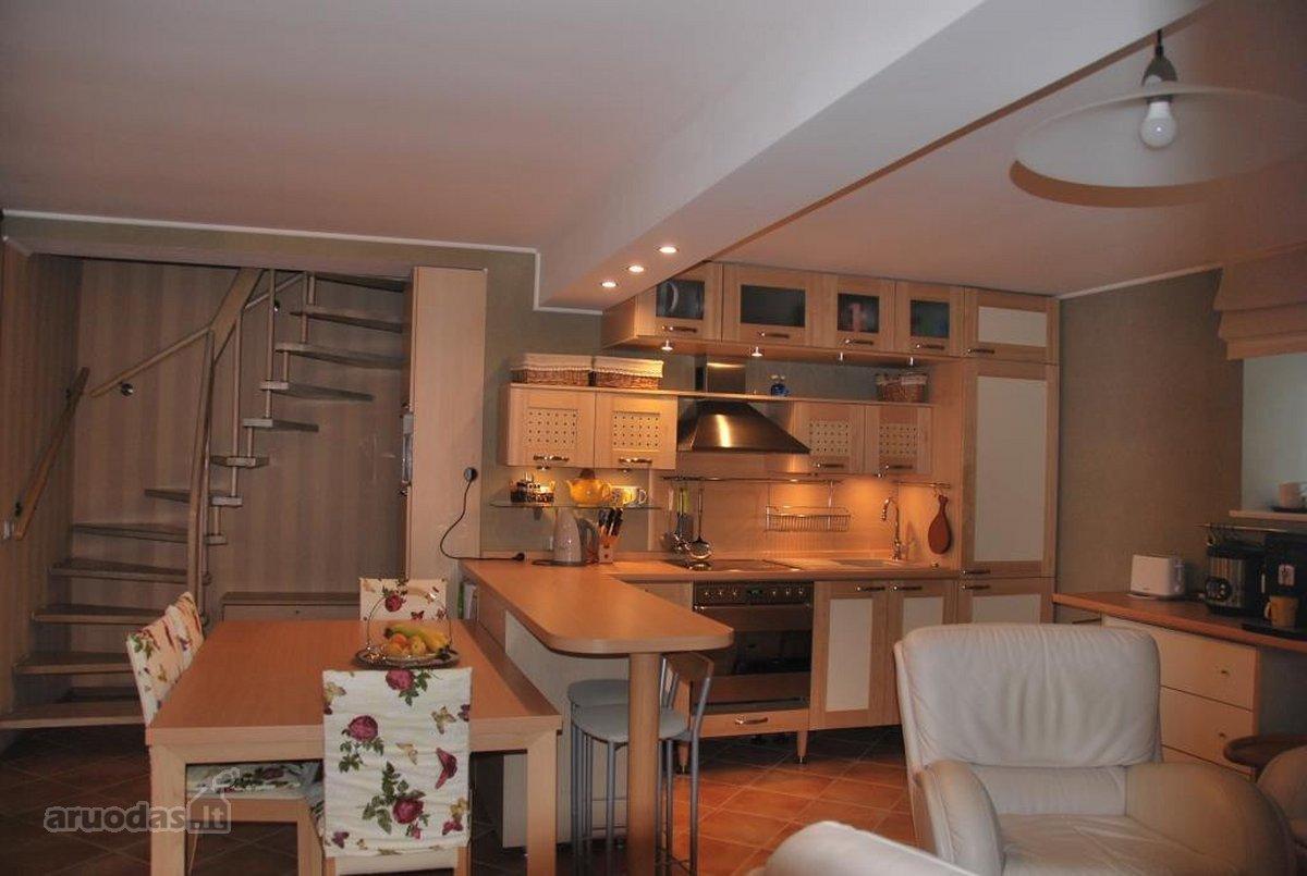 Palanga, Birutės al., 4 rooms flat