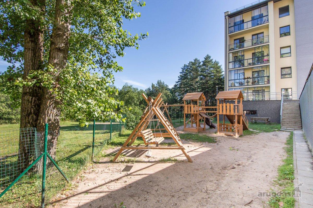 Vilnius, Saulėtekis, Plytinės g., 3 rooms flat for rent