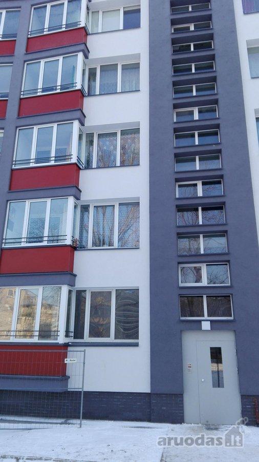 Klaipėda, Centras, Sausio 15-osios g., 1 kambario butas