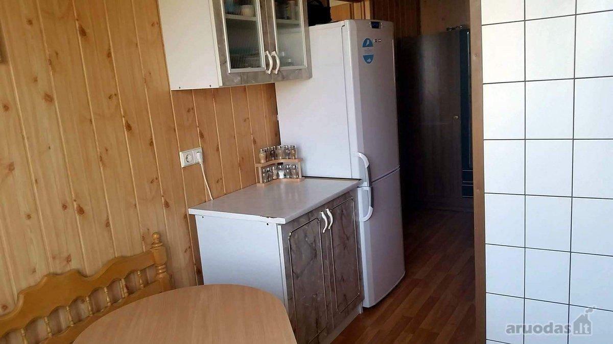 Mažeikių m., Taikos g., 1 kambario butas