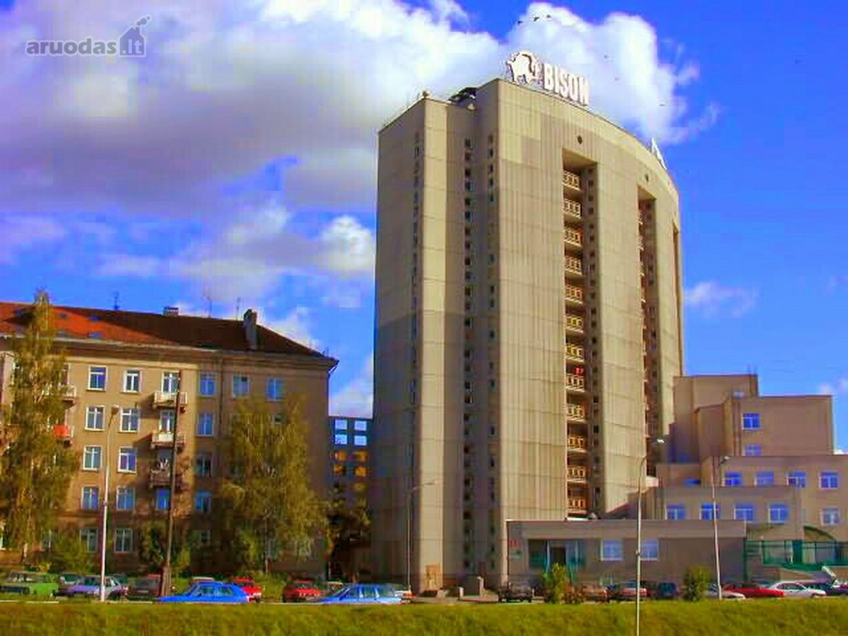 Vilnius, Naujamiestis, Geležinio Vilko g., 1 kambario butas