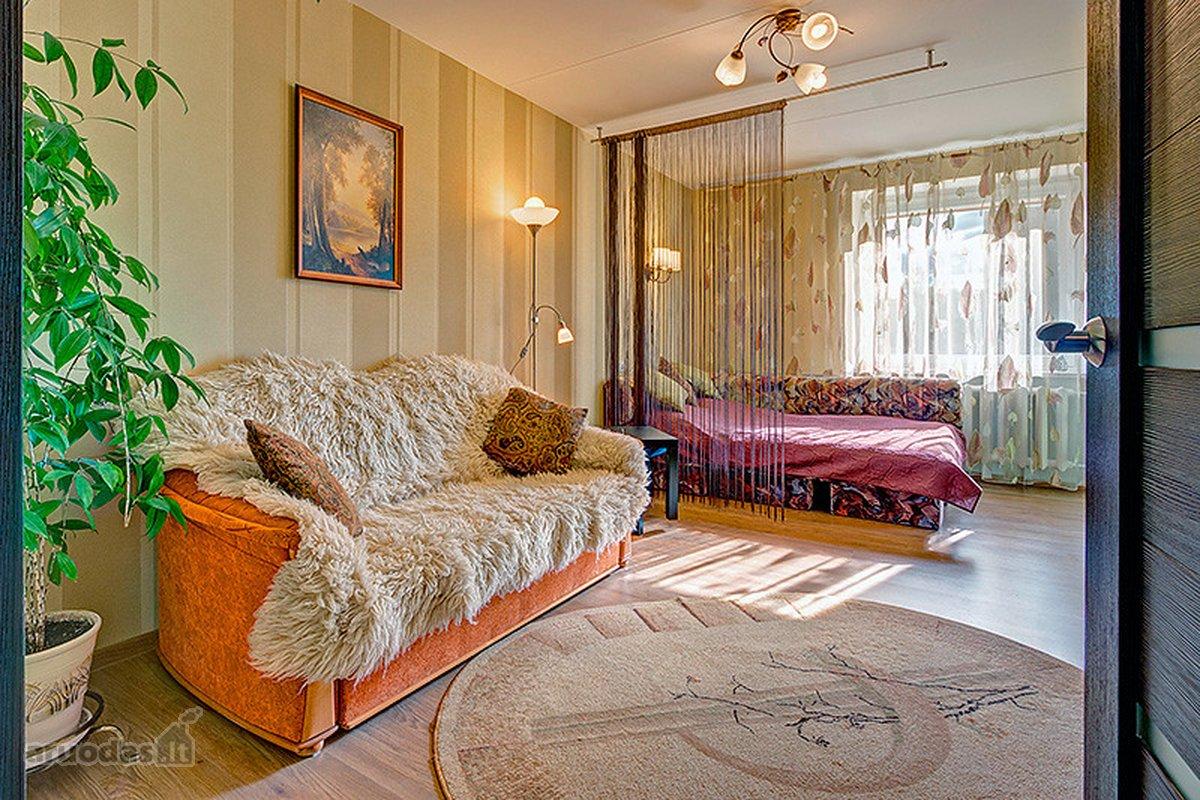 Vilnius, Šeškinė, Buivydiškių g., 1 kambario butas