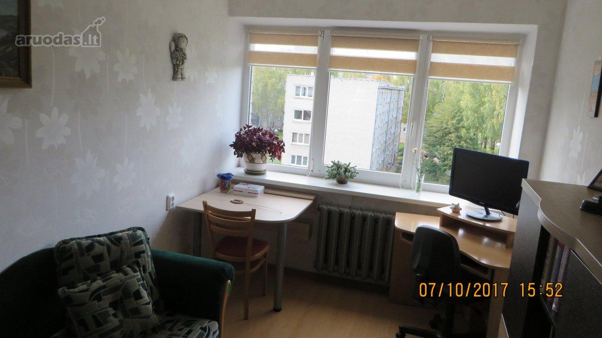 Ukmergės m., Anykščių g., 3 kambarių butas