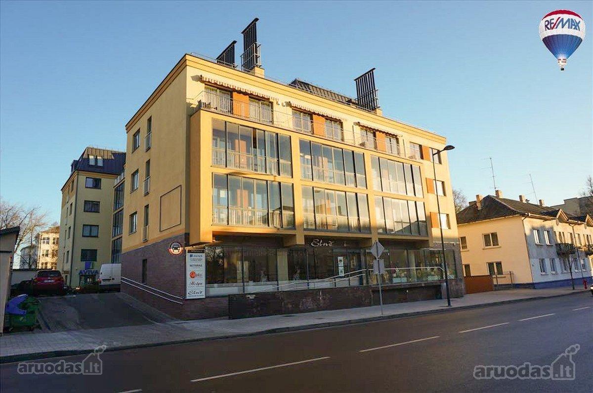 Marijampolės m., Centras, Vytauto g., 4 kambarių butas