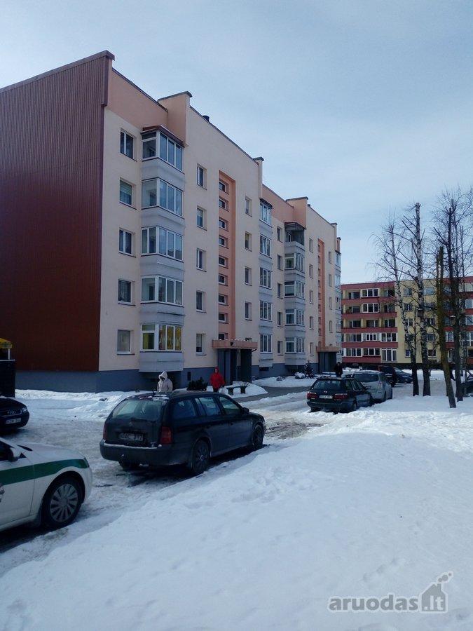 Kretingos m., Lazdynų g., 3 kambarių butas