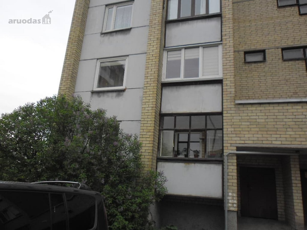 Vilnius, Naujininkai, Konduktorių g., 1 kambario butas