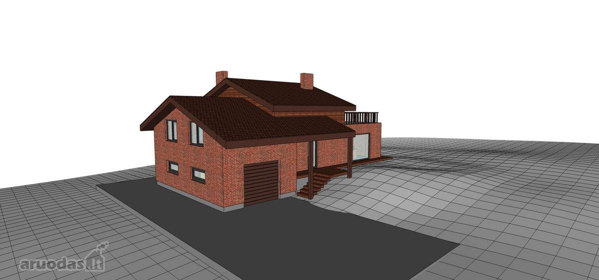 Telšių r. sav., Judrėnų k., blokinis namas
