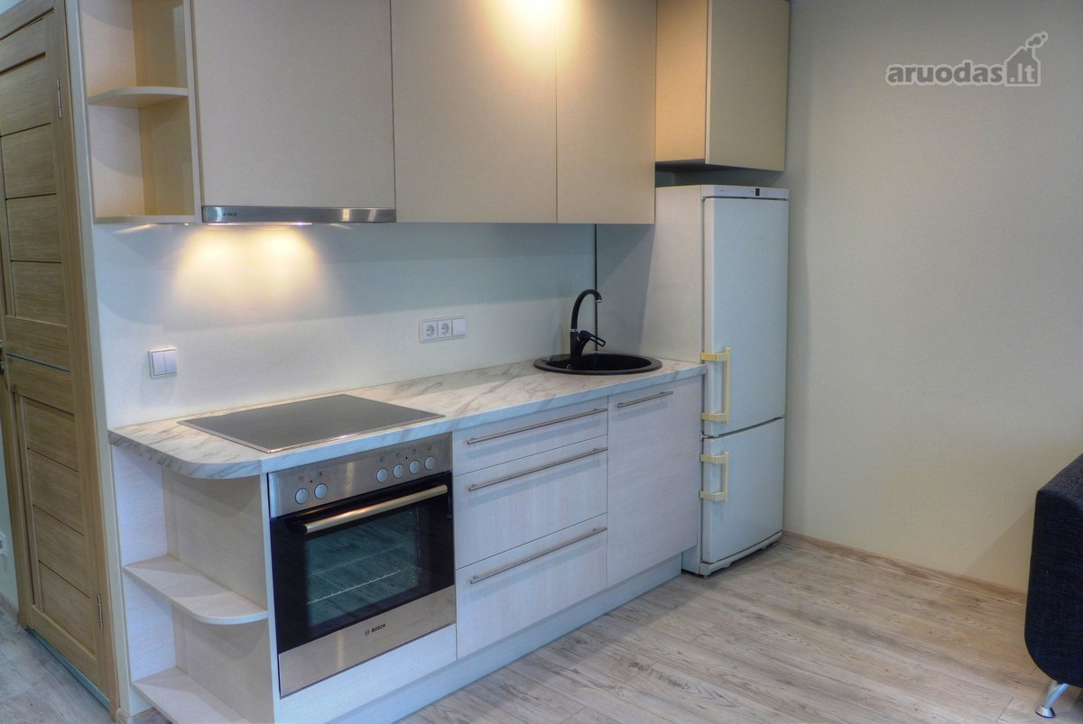 Vilnius, Fabijoniškės, Fabijoniškių g., 1 room flat for rent
