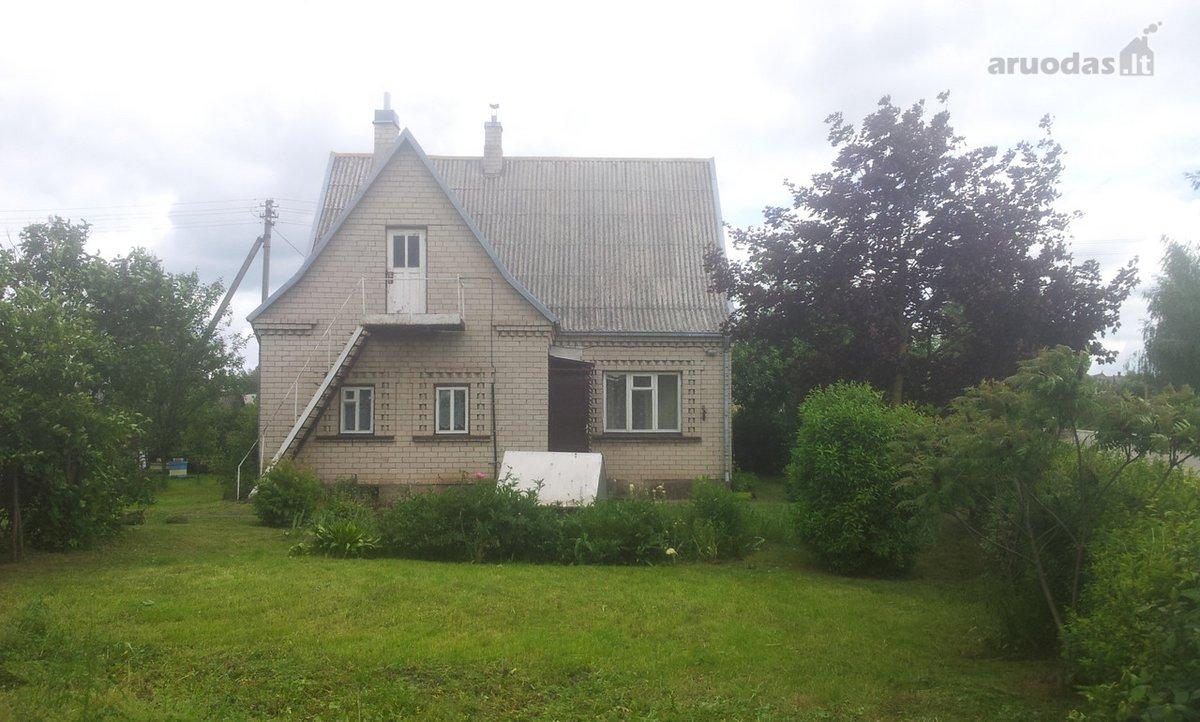 Kaišiadorių r. sav., Žiežmarių m., Jubiliejinė g., mūrinis namas