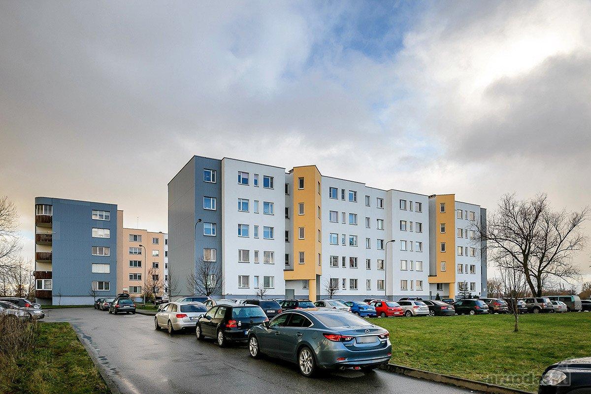 Klaipėda, Alksnynė, Taikos pr., 2 kambarių butas