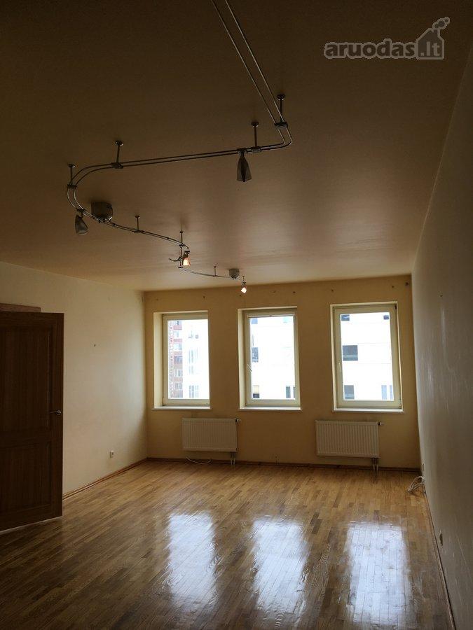 Klaipėda, Žardininkai, Statybininkų pr., 3 kambarių butas
