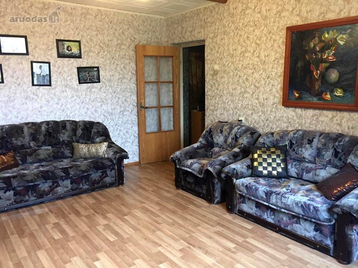 Varėnos m., Voronecko g., 2 kambarių butas