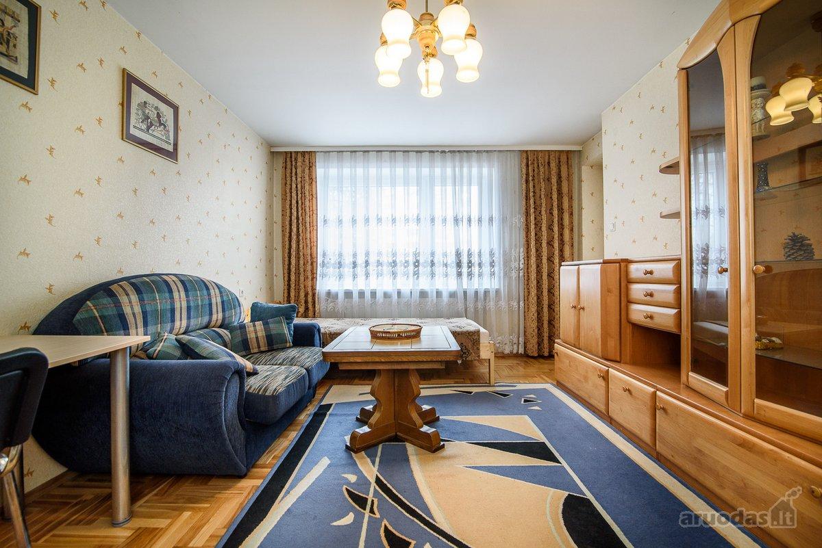 Vilnius, Jeruzalė, Rugių g., 4 kambarių butas