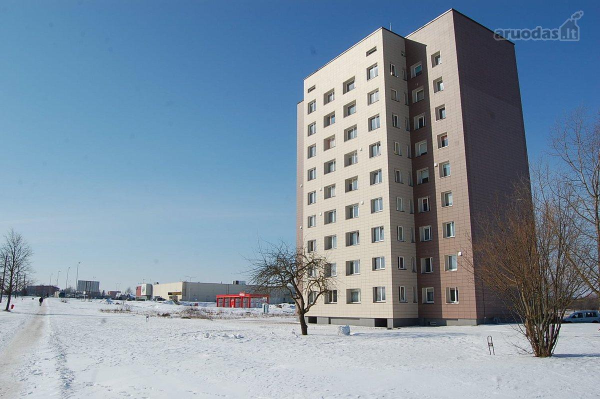 Radviliškio m., Jaunystės g., 2 kambarių butas