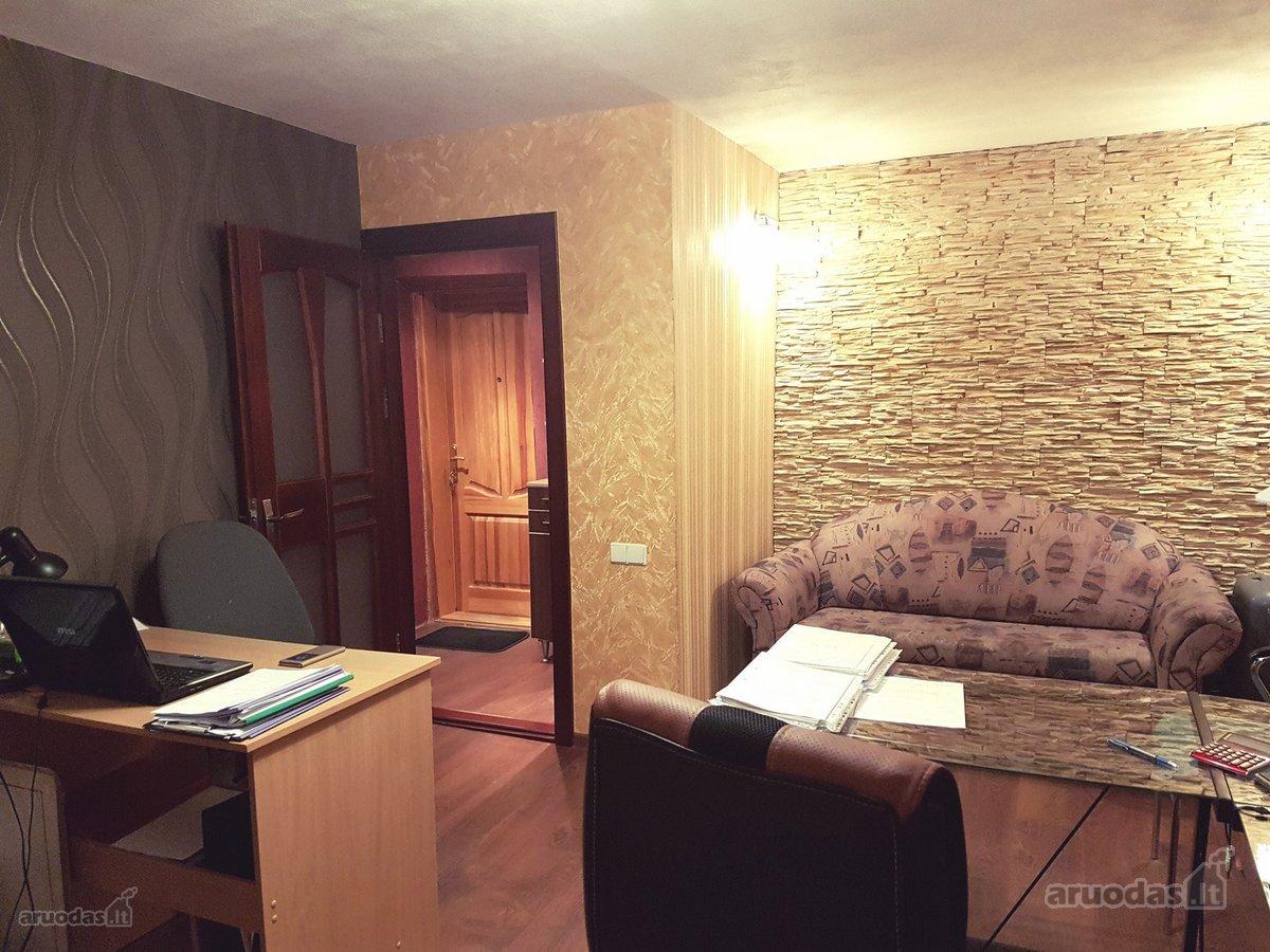 Kretingos m., Pasieniečių g., 1 kambario butas
