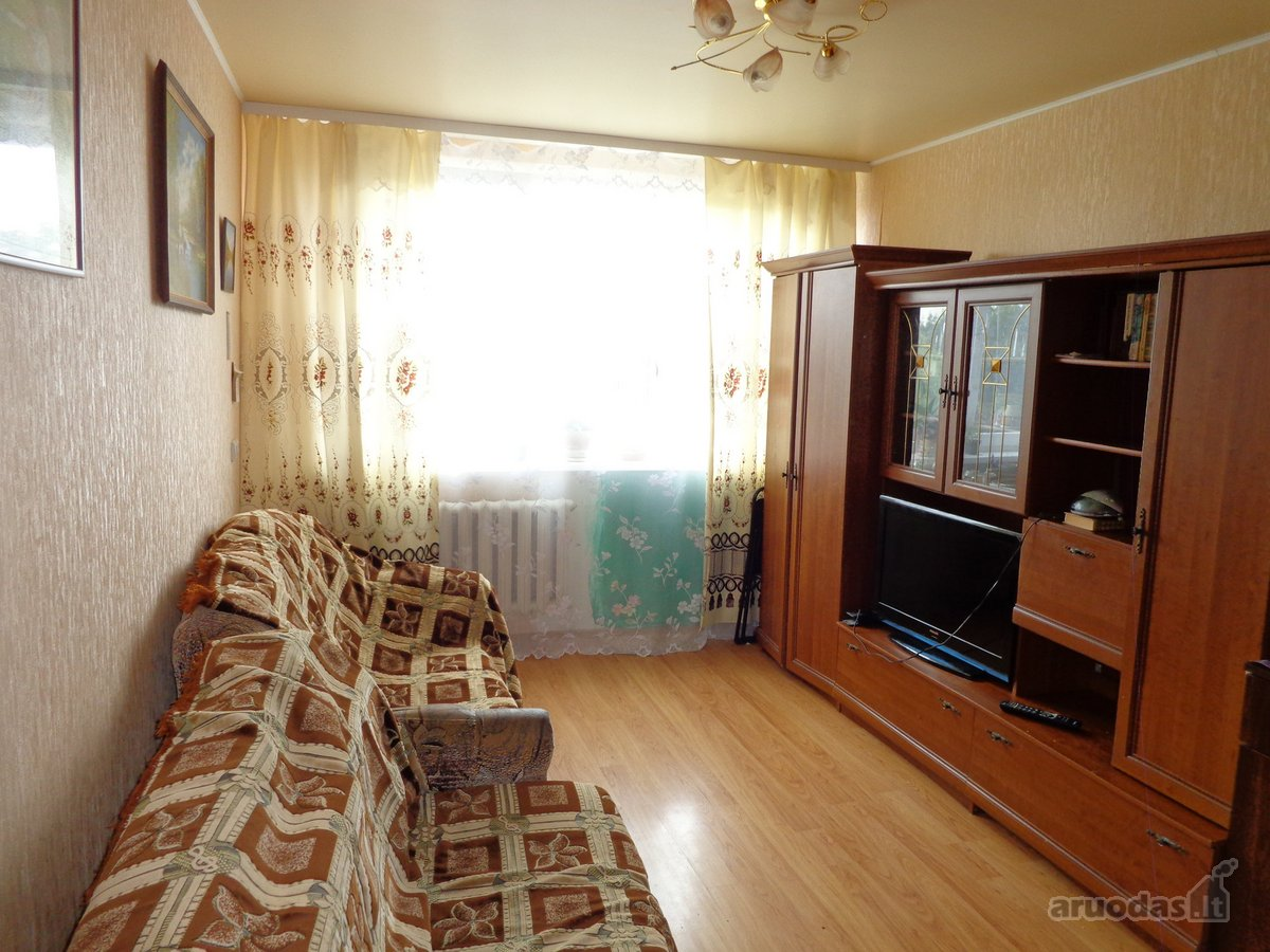 Vilnius, Naujininkai, Darbininkų g., 1 kambario butas