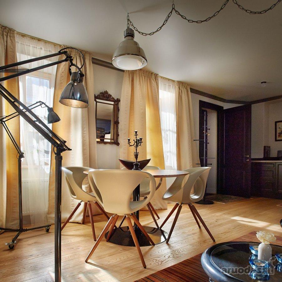 Vilnius, Senamiestis, Gaono g., 4 kambarių butas