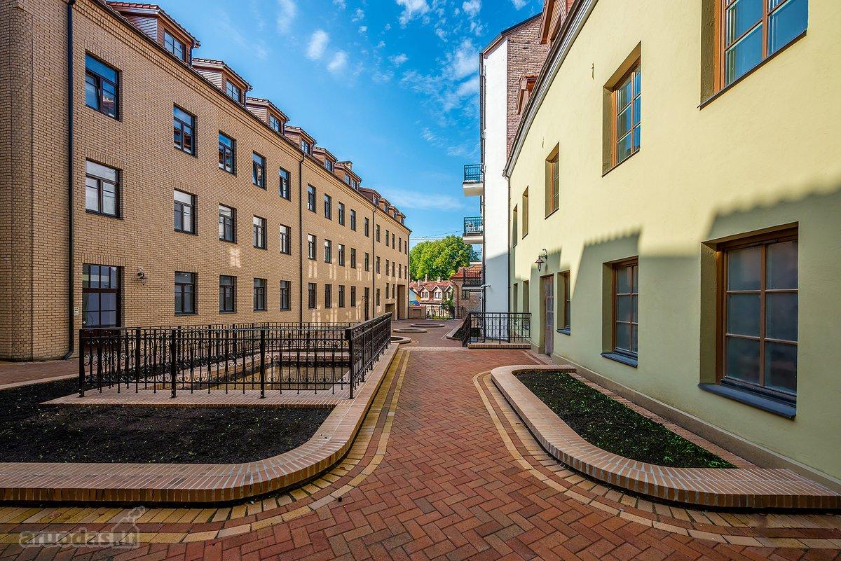 Vilnius, Užupis, Užupio g., 3 kambarių butas
