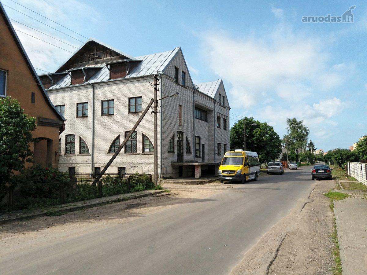 Kaunas, Šilainiai, Žaibo g., biuro, prekybinės, viešbučių, paslaugų, sandėliavimo, gamybinės, maitinimo, kita paskirties patalpos