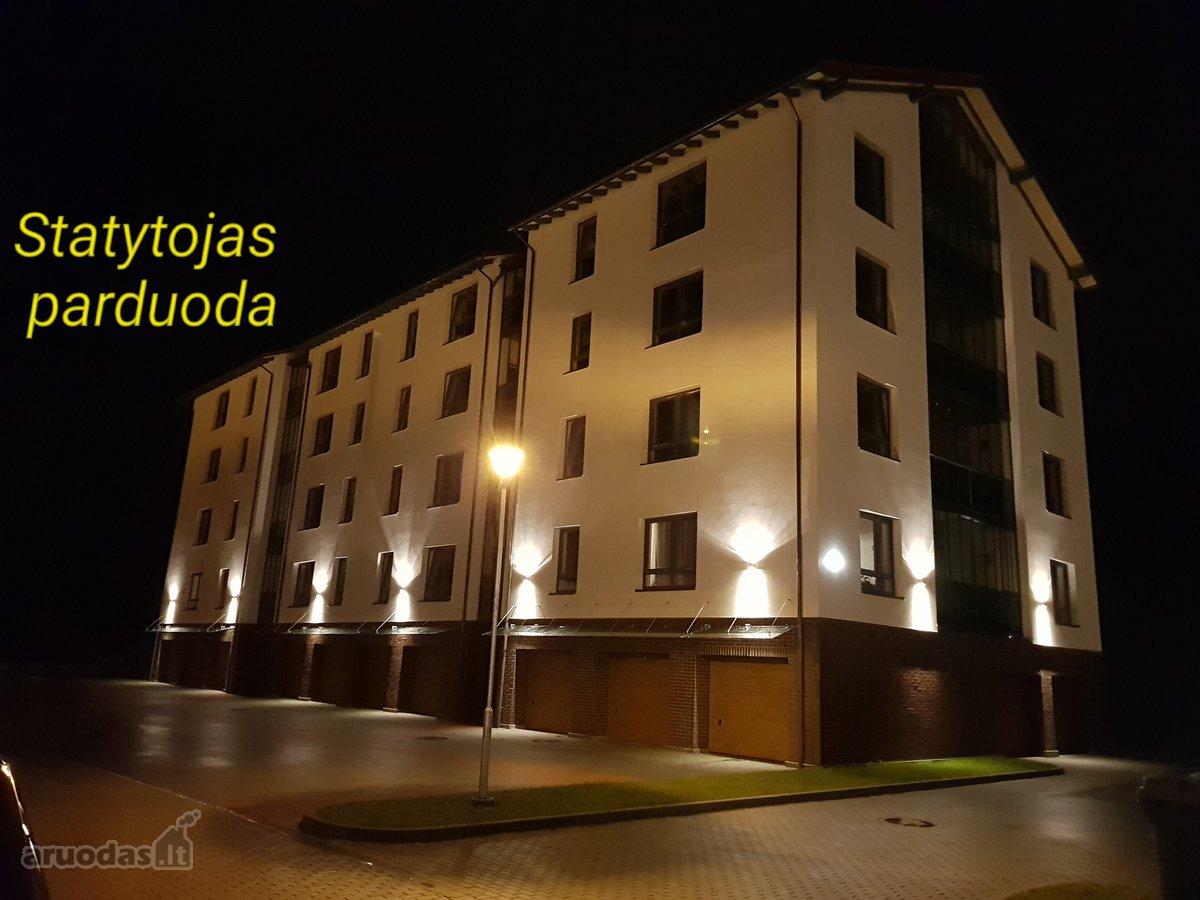 Klaipėda, Tauralaukis, Tauralaukio g., 2 kambarių butas