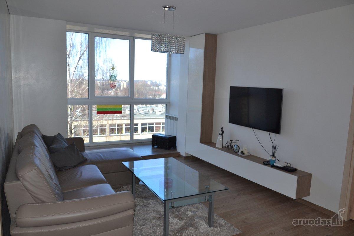 Vilnius, Antakalnis, Volungės g., 3 kambarių butas