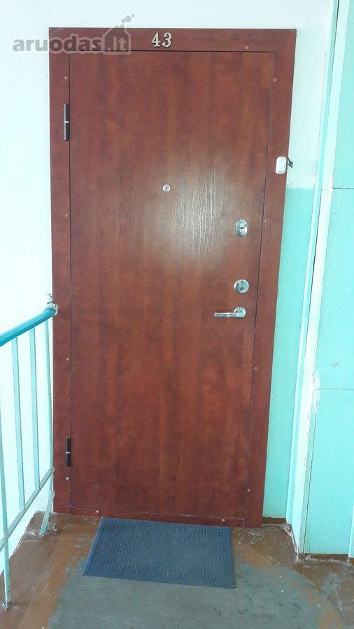 Kėdainių m., Rasos g., 2 kambarių butas