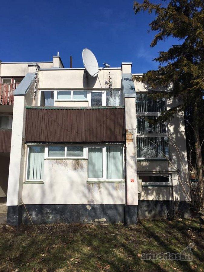 Palanga, Šventoji, Mokyklos g., 4 kambarių butas