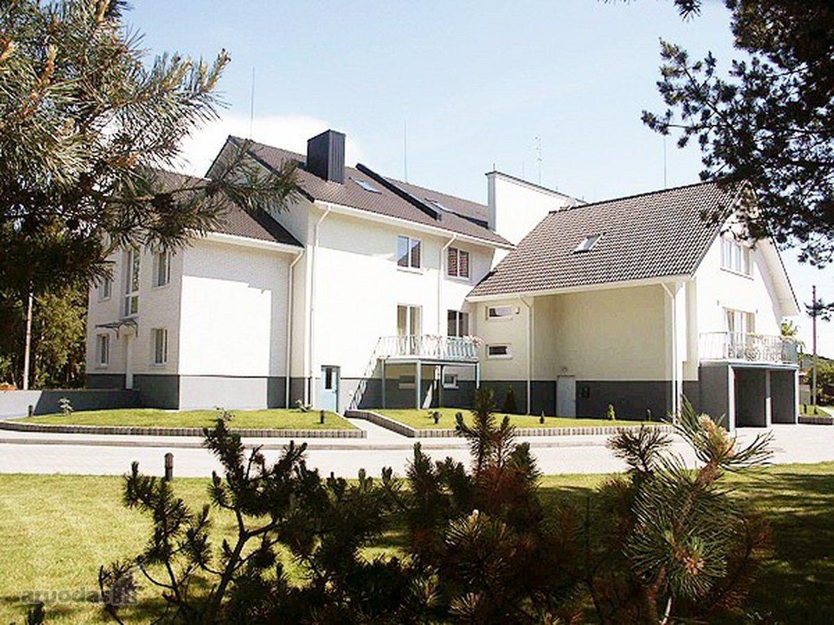 Klaipėda, Melnragė, Molo g., mūrinis sublokuotas namas nuomai