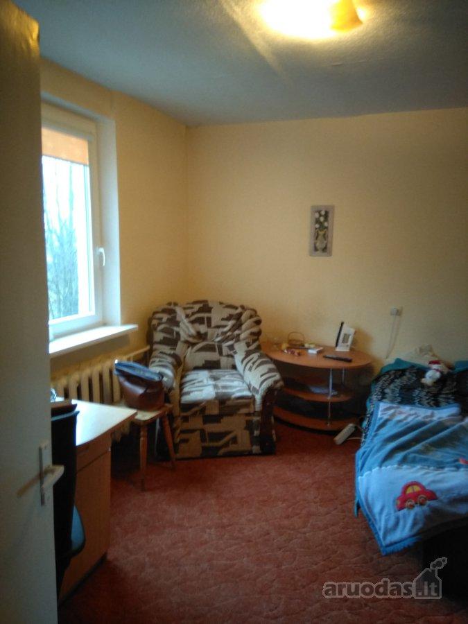 Plungės m., Gandingos g., 2 kambarių butas